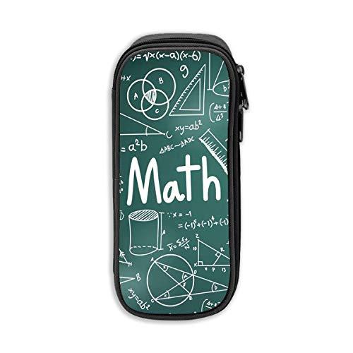 Math Mathematical Formula Equation Women Nylon Cute Makeup Bag Cosmetic Bags Protable Travel Organizer 2023M