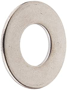 The Hillman Group 830506 Stainless Steel 3/8-Inch Flat Washer, 100-Pack
