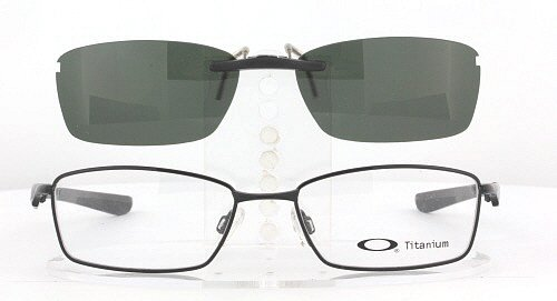 OAKLEY WINGSPAN-OX5040-53X17 CLIP-ON (Frame NOT - Ban And Ray Oakley