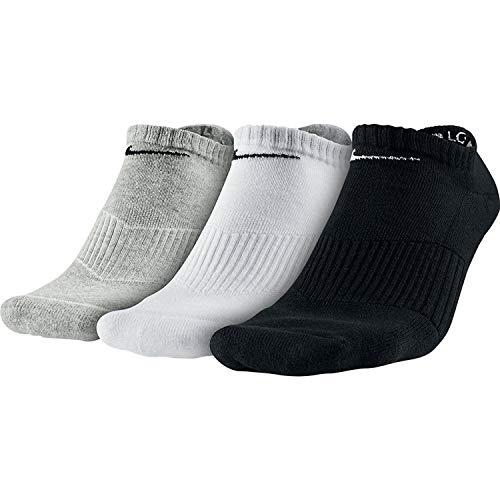 Nike Unisex Performance Cushion No-Show Training Sock