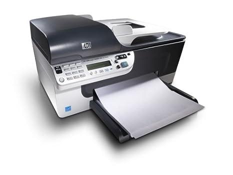 HP Officejet Impresora multifuncional HP Officejet J4580: Amazon ...