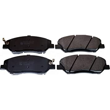 pack of four Blue Print ADG04291 Brake Pad Set