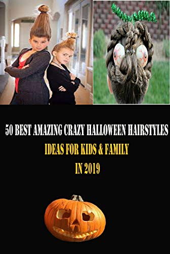 Hairstyle For Halloween (50 Best Amazing Crazy Halloween Hairstyles Ideas for Kids & family in)