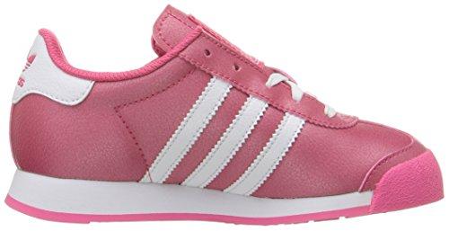 Samoa white bambini C S Bahia Adidas Unisex bahia Pink Pink aOqnp