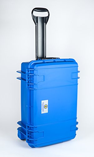 Wheeled Equipment Case (Seahorse 920 Wheeled Case (Blue))