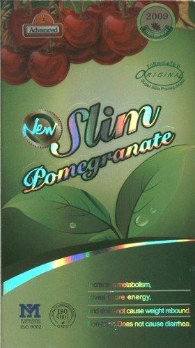 Slim Pomegranate, (30 Capsules) (1 boîte)