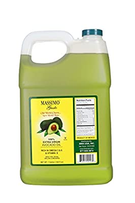 Massimo Gusto Avocado Oil by Massimo Gusto