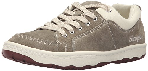 Simple Men's OS Fashion Sneaker, Olive, 10 UK/10 M (Simple Suede Sneakers)