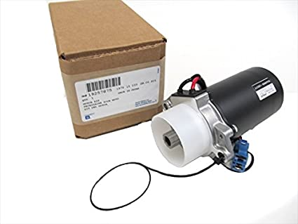 amazon com general motors 19257875 electric power steering motor rh amazon com