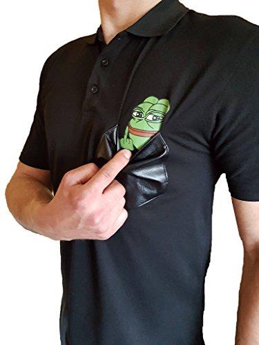 Umad Bro? - Polo - Básico - con botones - para hombre