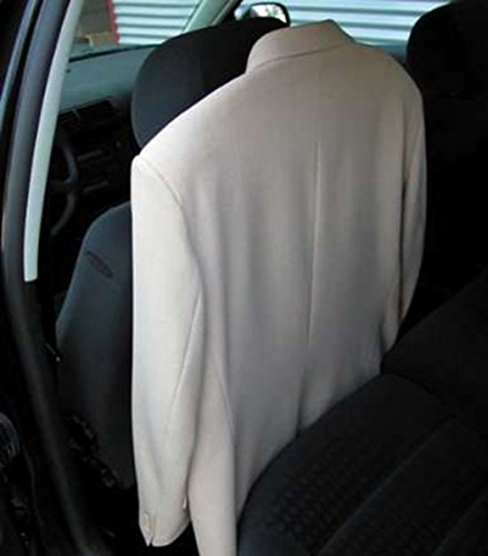 Zento deals chrome car seat coat rack hanger import it all for Gear shift coat rack