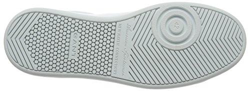 Gant Ace - Zapatillas Hombre Blanco - Weiß (white G29)