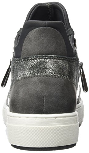 Gris A Marco 25220 Zapatillas Tozzi grey Para Mujer dk comb RXwpqw8H