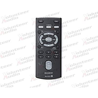 Sony DSX-A415BT Single Din Radio Install Kit With Sirius XM Ready, NO CD Player, AUX/USB Fits 2005-2011 Non Amplified Toyota Tacoma (Black textured): Automotive