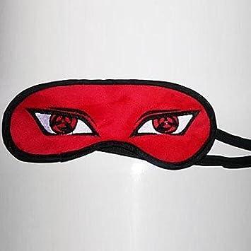 QINF Naruto Uchiha Itachi Cosplay parche de ojo.: Amazon.es: Juguetes y juegos