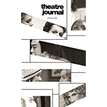Theatre Journal: March 2006, Volume 58, Number 1