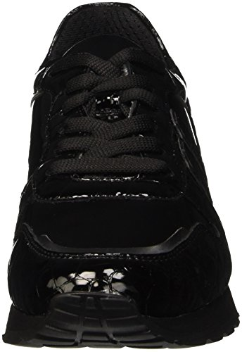 Bikkembergs Numb-Er 740 Shoe W S.Patent, Scarpe Low-Top Donna nero