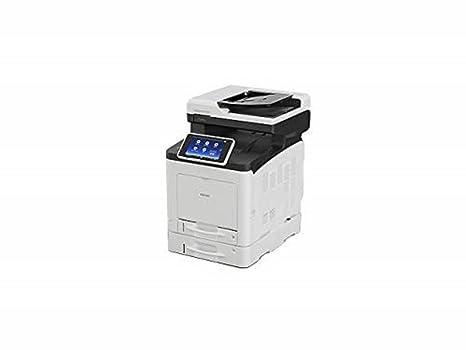 Ricoh SPC361SFNW Impresora láser Color 4IN1 408175 A4/Duplex ...