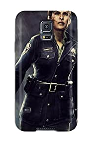 Angerspoon KLScG4521bhvFF Case Cover Skin For Galaxy S5 (silent Hill Downpour Anne Cunningham)
