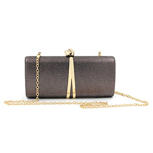 Handbags Evening Chain Bag Evening Shoulder Bag Clutch White Day With Women Fashion Small 54wPxq