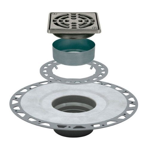 - Schluter Kerdi Drain Stainless PVC Version
