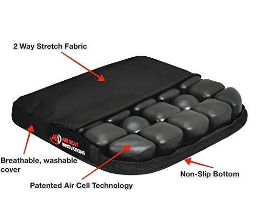Air Seat Innovations Air Cushion for Office Chair / Wheelchair / Power Electric Wheelchairs 18