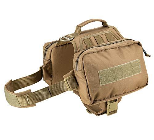 JIEPAI Tactical Dog Harness