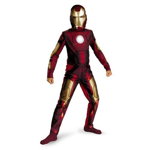 Disguise Boys 'Iron Man' Child Halloween Costume