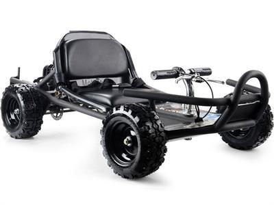 - MotoTec Sandman Go Kart 49Cc Black