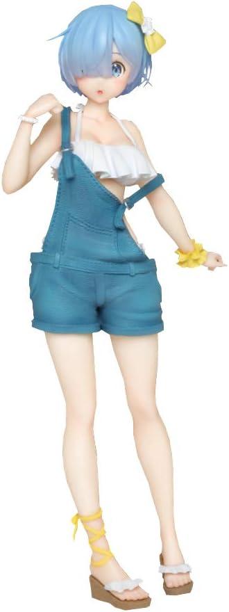 Zero Taito Re Original Salopette Swimsuit Version Rem Precious Figure Starting Life in Another World-