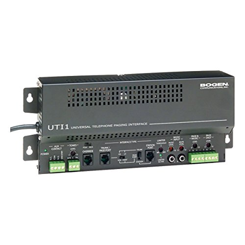 Interface Universal Telephone Zone - Uti1 | Universal Telephone Interface Single Zone -new 24v
