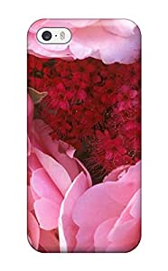 Case Cover, Fashionable Iphone 5/5s Case - Bouquet From The Heart 1016102K28068352
