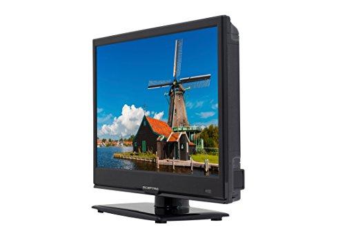 """Sceptre E165BV-SS Slim 16"""" 720p LED HDTV"""