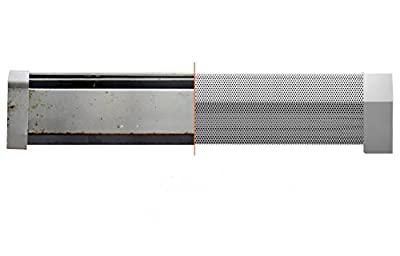 Baseboarders Baseboard Heater Cover Straight Kit 4ft Length
