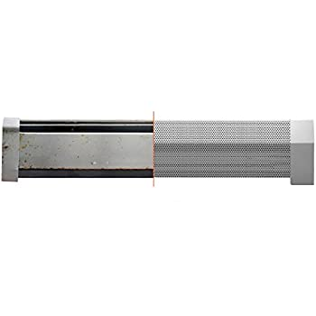 baseboarders baseboard heater cover straight kit 4ft length. Black Bedroom Furniture Sets. Home Design Ideas