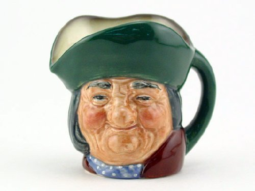 Royal Doulton Toby Philpots Small D5737 Character Jug