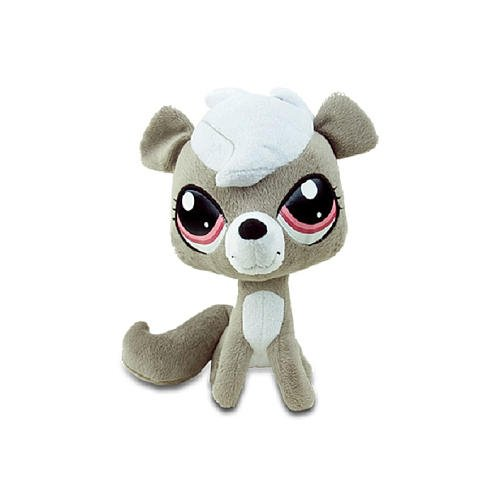 Littlest Pet Shop 9 Inch Plush Pet Figure Pepper Clark Skunk (Pepper Plush)