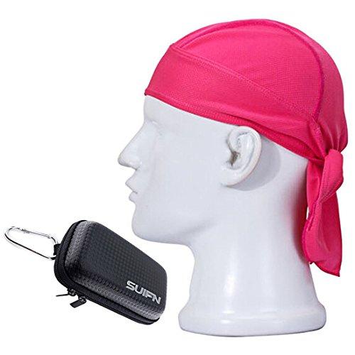 JHGJ High-Performance Mesh Dew Rag Cooling Skull Cap for ...