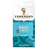 Cameron's Coffee 12 oz, of Woods and Water flavor Deals