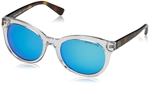 Michael Kors Women's Champagne Beach Clear Tortoise - Glasses Clear Michael Kors