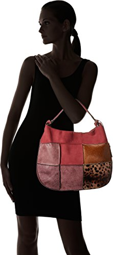 rot Hobo Shoulder Women's Bag Rustin 69 Red Bulaggi 6nzBn