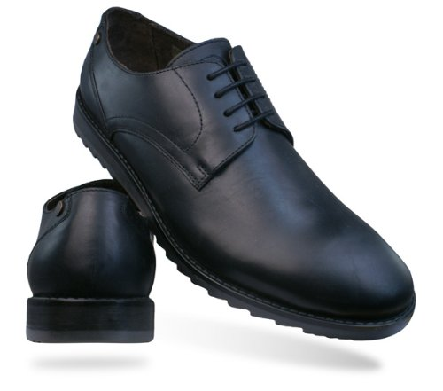 Base London - Hendrix zapatilla/zapato para hombre con cordones