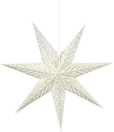 IKEA Strala Suspension en – Étoile – Gris (70 cm) – A + +: