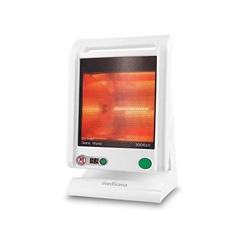 🥇 Medisana IR 885 Lámpara de calor infrarrojo de 300 vatios