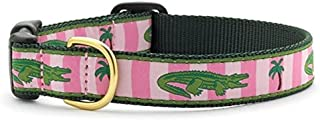 product image for Up Country Preppy Pink Alligator Pet Dog Collar