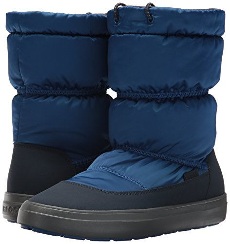 Pictures of Crocs Women's Lodgepoint Shiny Pull-On 4
