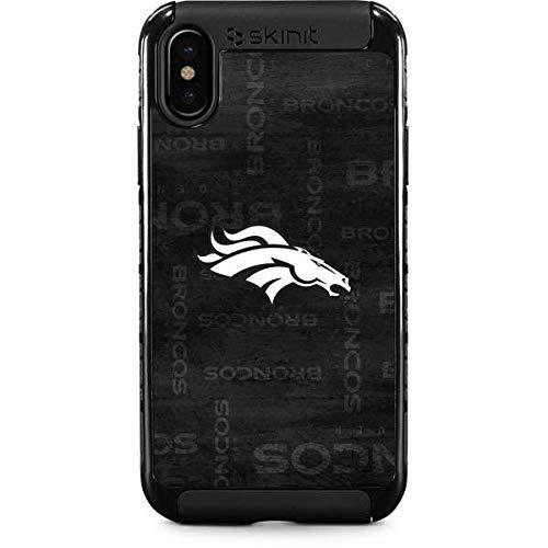 new style 58bf9 14ee0 Amazon.com: Denver Broncos iPhone Xs Max Case - NFL | Skinit Cargo ...