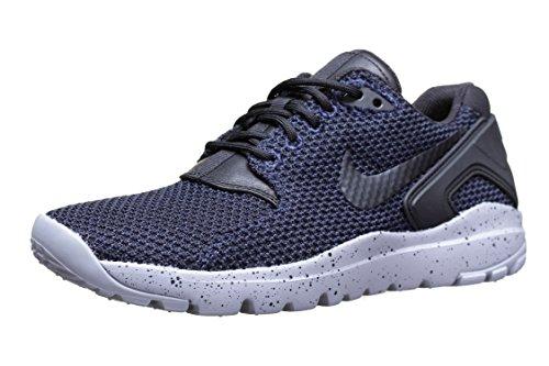 Nike Koth Ultra Low Kjcrd, Zapatillas de Deporte Exterior para Hombre Azul Marino / Negro / Gris (Midnight Navy / Black-Wolf Grey)