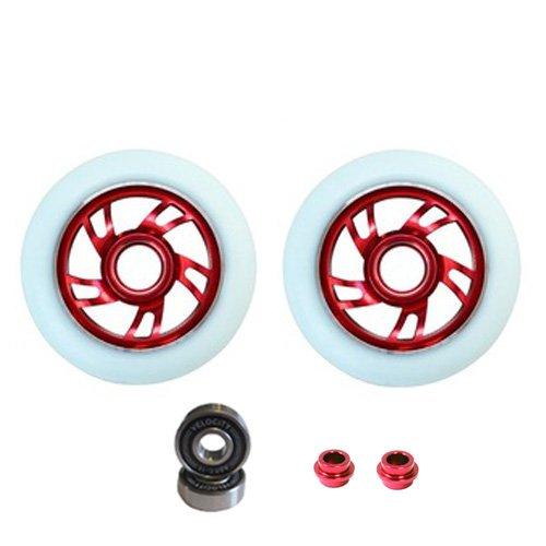 Motion Twister - Ruedas de Repuesto para Patinete (110 mm, 2 ...