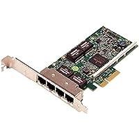 540-BBGX DELL - Broadcom 5719 Quad-Port Gigabit Network Interface Card. New Bulk Pack.